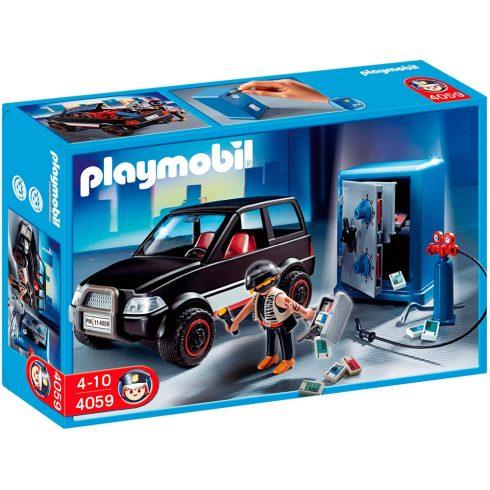 Playmobil 4059 Széfrabló és járműve