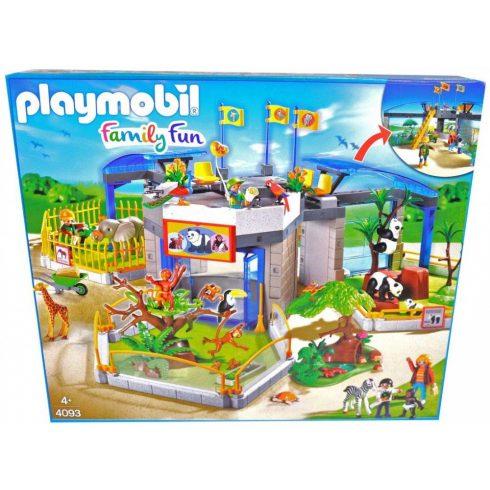 Playmobil 4093 Állatkert