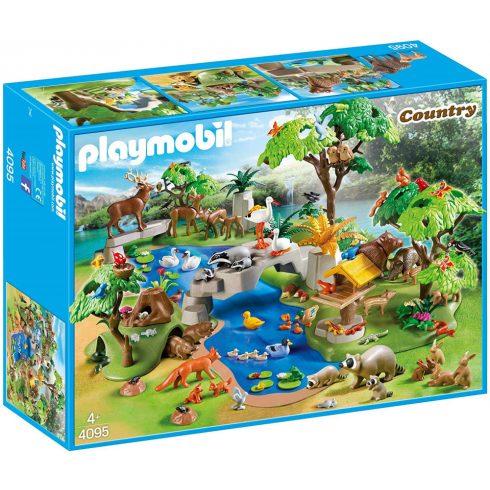 Playmobil 4095 Állatok a tóparton