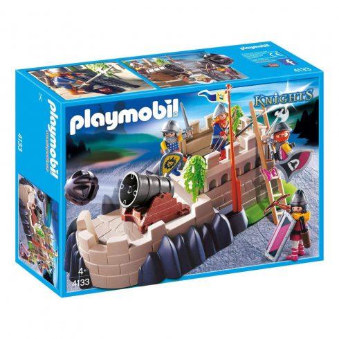 Playmobil 4133 Bástyavédő lovagok