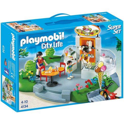 Playmobil 4134 Fagyizó