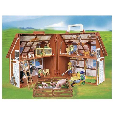 Playmobil 4142 Hordozható farm