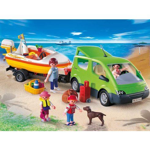 Playmobil 4144 Hajókiránduláson a család