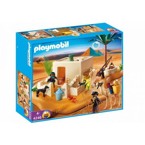 Playmobil 4246 Sírrablók rejtekhelye