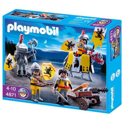 Playmobil 4871 Oroszlánlovag csapat