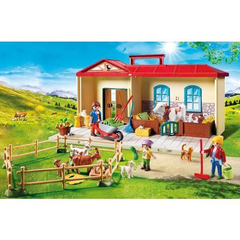 Playmobil 4897 Hordozható farm