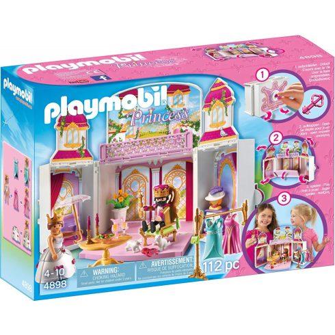 Playmobil 4898 Hordozható királyi kastély