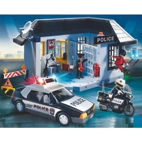 Playmobil 5013 Rendőrség börtönnel