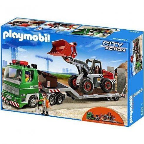 Playmobil 5026 Kamion markolóval