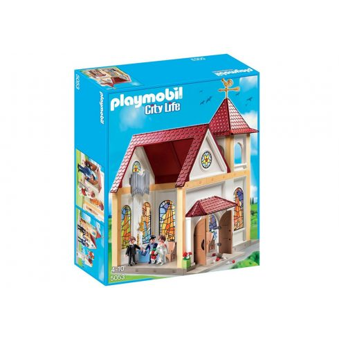 Playmobil 5053 Romantikus esküvői templom