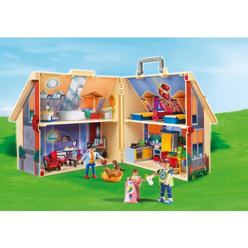 Playmobil 5167 Hordozható babaház