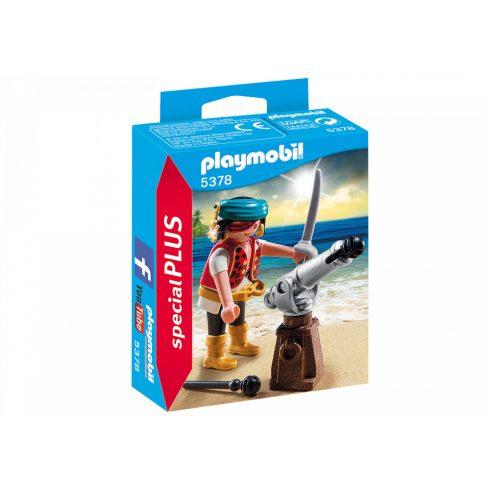 Playmobil 5378 Kalóz ágyúval