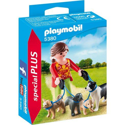 Playmobil 5380 Ebparadicsom kutyasétáltatás