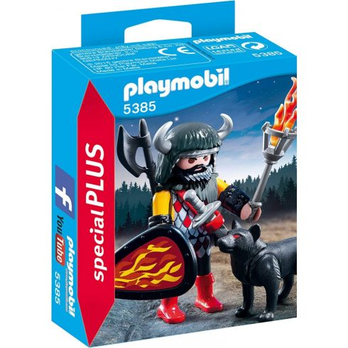 Playmobil 5385 Farkasharcos