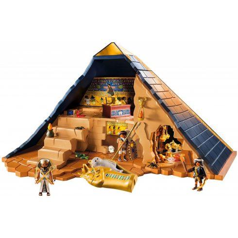 Playmobil 5386 A fáraó rejtélyes piramisa