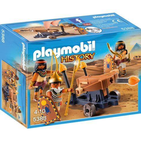 Playmobil 5388 Egyiptomi harcosok tüzes számszeríjjal