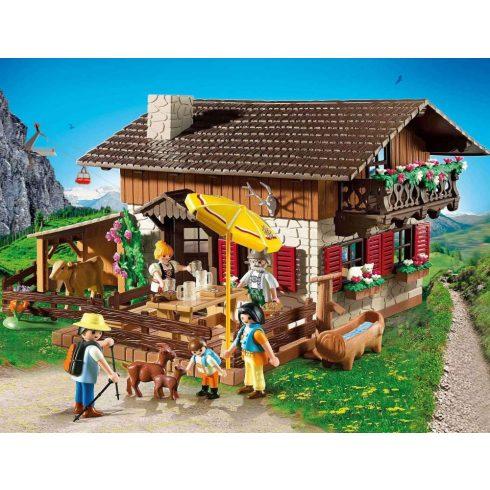 Playmobil 5422 Alpesi fogadó
