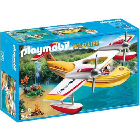 Playmobil 5560 Tűzoltó hidroplán