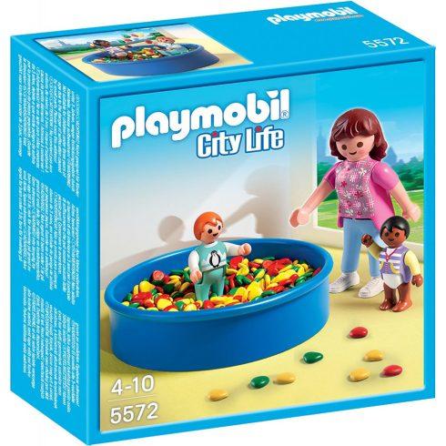 Playmobil 5572 Medence labdákkal
