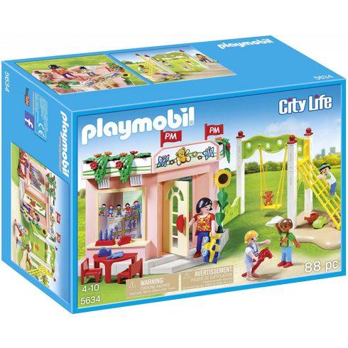 Playmobil 5634 Óvoda játszótérrel