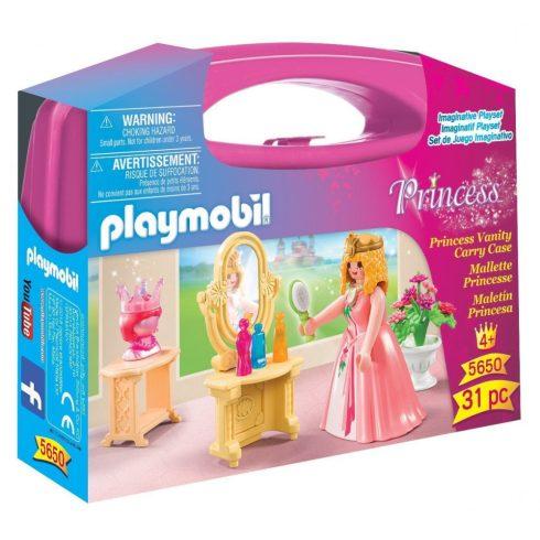 Playmobil 5650 Hordozható bűbájos hercegkisasszony szett