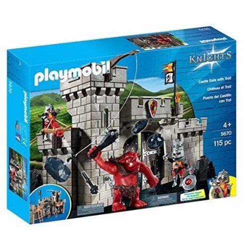 Playmobil 5670 Várkapu trollal