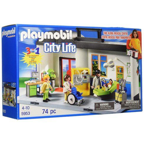 Playmobil 5953 Hordozható kórház