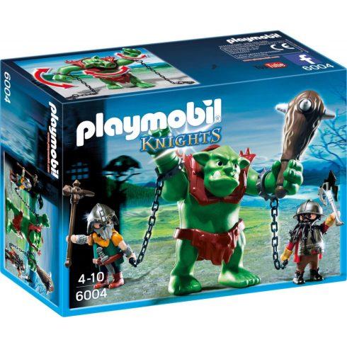 Playmobil 6004 Óriás troll törpeharcosokkal