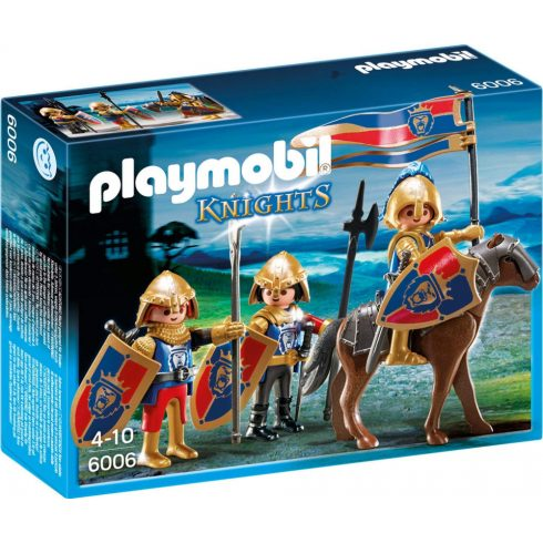 Playmobil 6006 Oroszlános lovagok serege