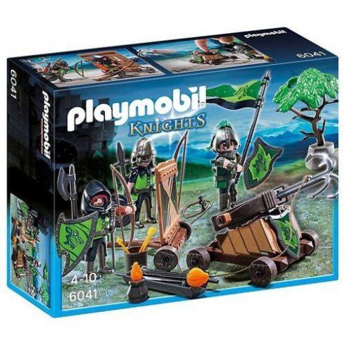 Playmobil 6041 Farkaslovagok dárdavetővel