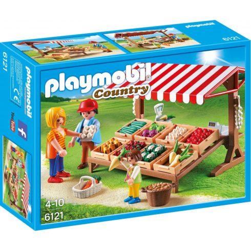 Playmobil 6121 Zöldséges stand
