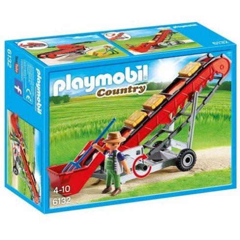 Playmobil 6132 Bálaszállító szalag