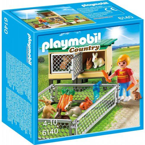 Playmobil 6140 Nyúlfarm