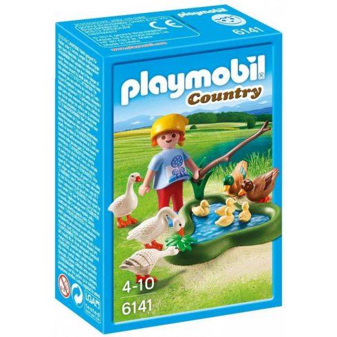 Playmobil 6141 Kacsák és libák a tóban