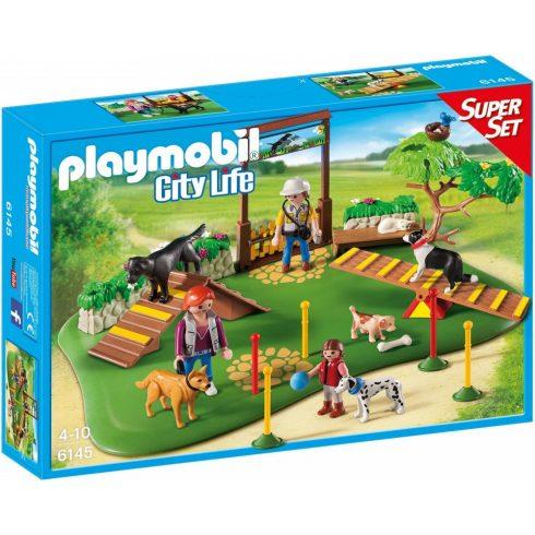 Playmobil 6145 Kutyaiskola