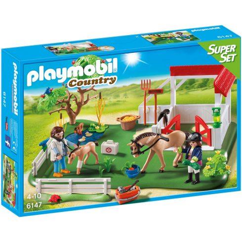 Playmobil 6147 Lovaspark
