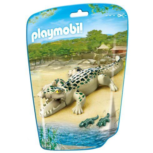 Playmobil 6644 Aligátor kicsinyével
