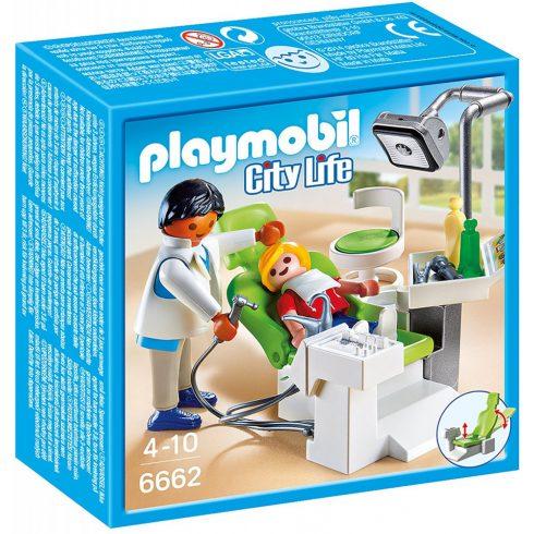 Playmobil 6662 Fogorvos