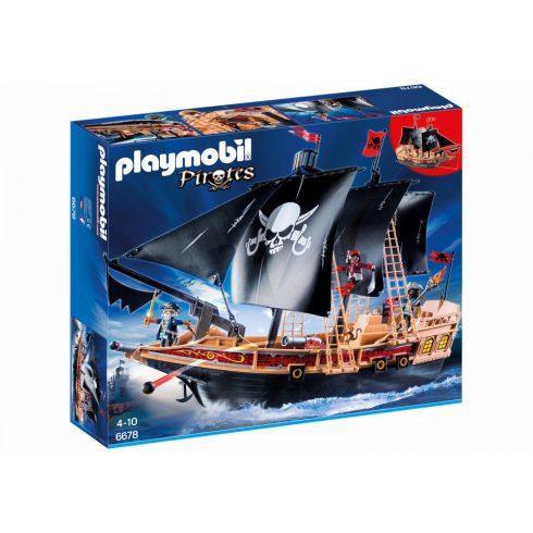 Playmobil 6678 Vitorlás kalózhajó