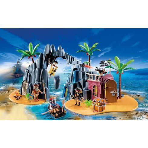 Playmobil 6679 Kalózok kincses szigete