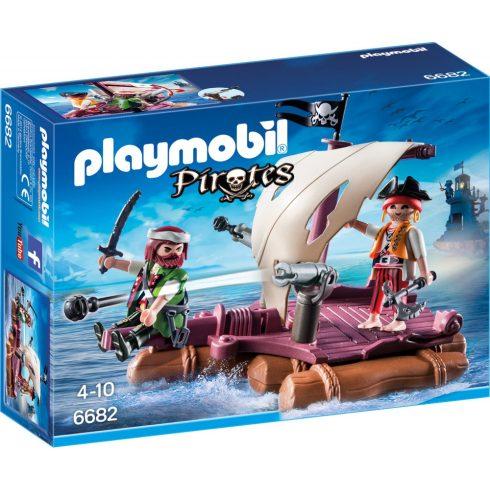 Playmobil 6682 Kalózok tutajon