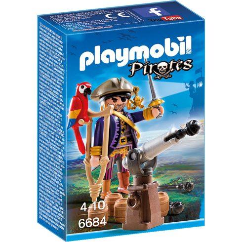 Playmobil 6684 Kalózkapitány