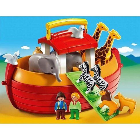 Playmobil 6765 1.2.3 Az én hordozható Noé-bárkám