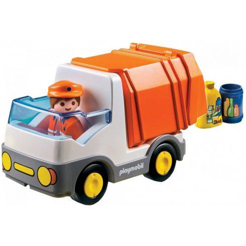 Playmobil 6774 1.2.3 Az első szemetesautóm