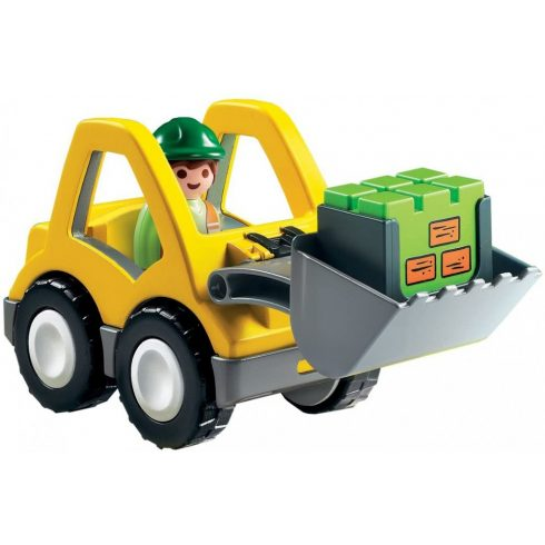 Playmobil 6775 1.2.3 Kis markoló