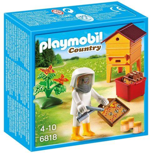 Playmobil 6818 Méhész a kaptár körül