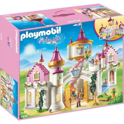 Playmobil 6848 Rózsaliget várkastély