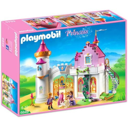 Playmobil 6849 Rózsaliget palota