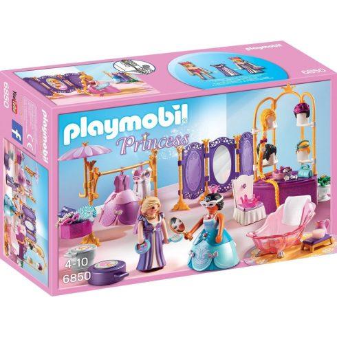 Playmobil 6850 Királyi szépségszalon