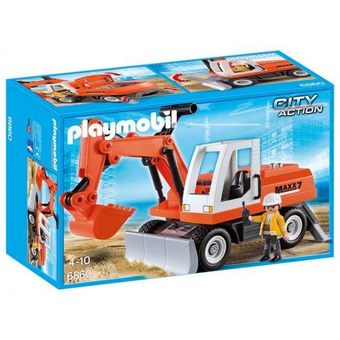 Playmobil 6860 Markológép hótolóval